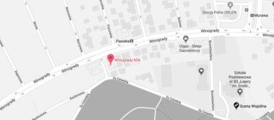HS Dress Atelier mapa